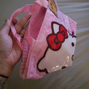 Hello kitty mini purse